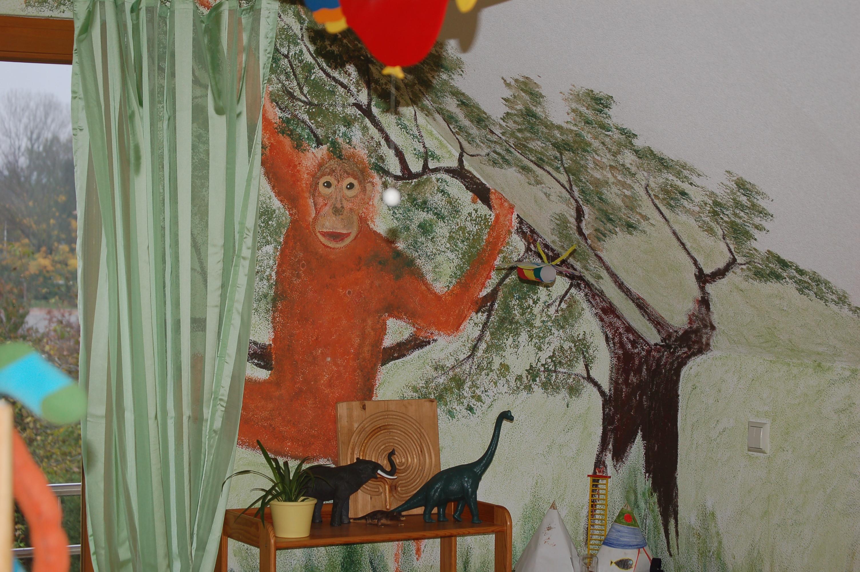 der große Affe