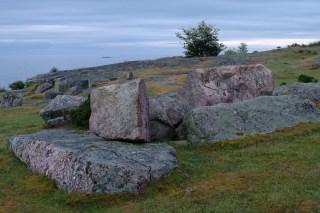 Stengrupp (norra ön)