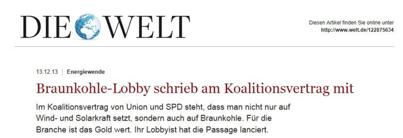 Screenshot welt.de (c) Axel Springer Verlag