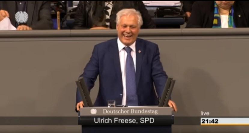 (Fotoquelle: Livestream Deutscher Bundestag)