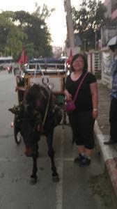 Xu mit Kutsche