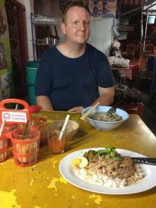 Essen am Straßenrand - Chiang Mai