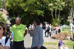 Fiesta de Primavera en el parque de Viveros de Ulia
