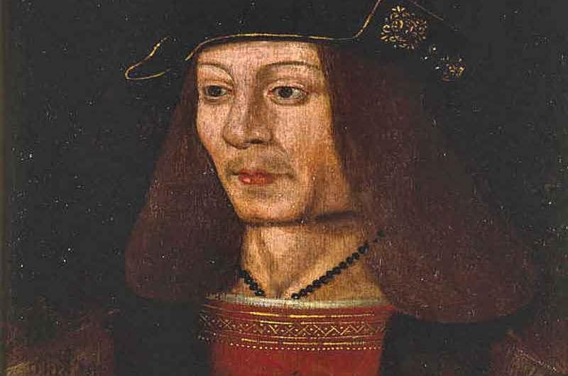 Яков IV, король Шотландии