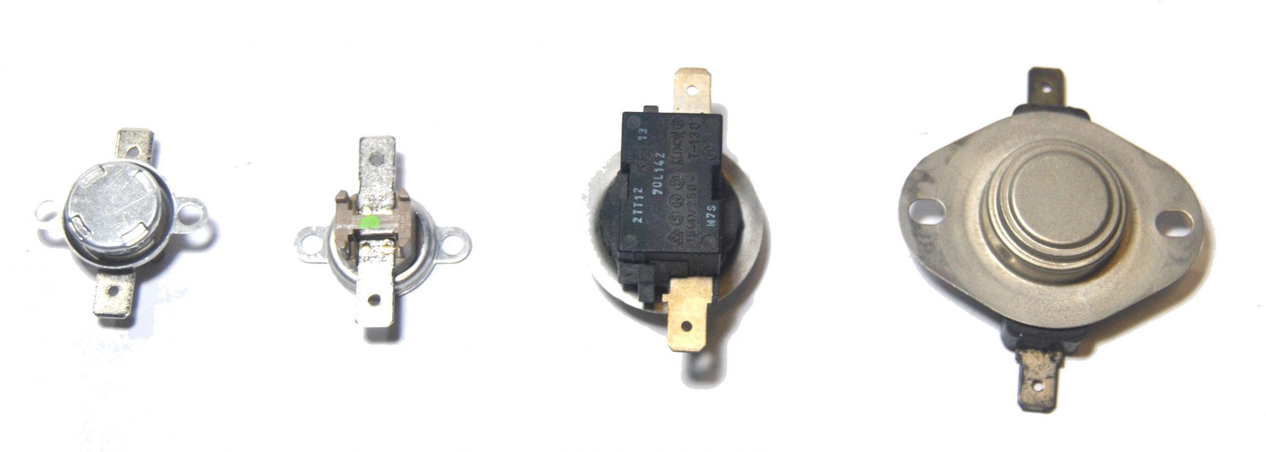 termostatos de contacto