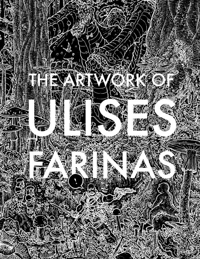 BUY THE ARTWORK OF ULISES FARINAS, $30