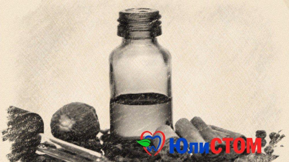 Гвоздичное масло как средство против боли в деснах