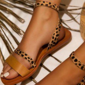 New 2021 Summer Shoes Women Sandals