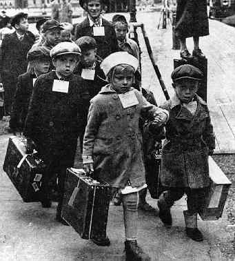 Children sent abroad for safety
