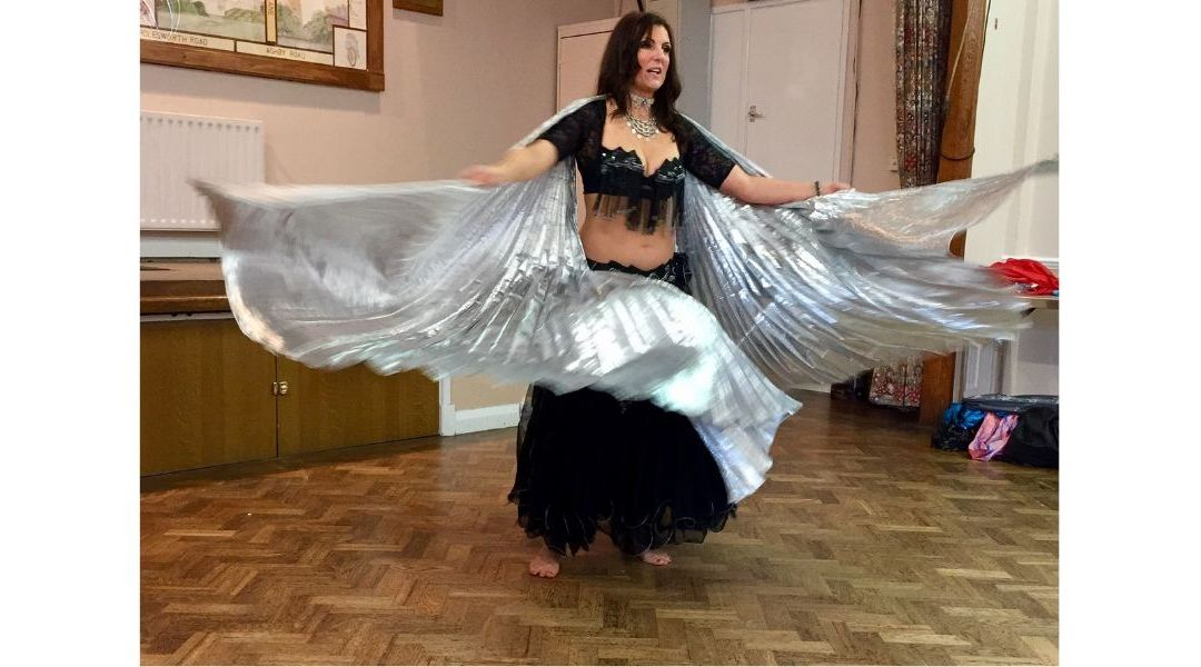 Roxanne: Belly Dancer