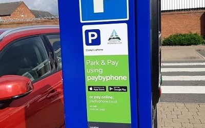 Parking Charges back!!