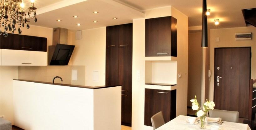 3-room, 2 levels, Warsaw, Mokotow