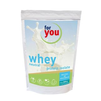 whey protein isolate neutral