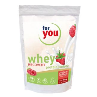 whey protein isolate recovery