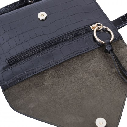 ullrichstore.com inyati Ida Hip Bag - Black Croco2