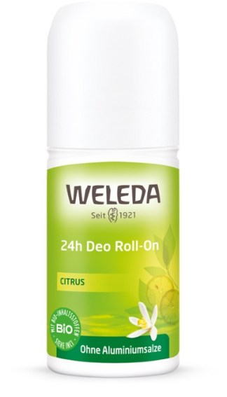 ullrichstore.com weleda Citrus 24h Deo Roll-On