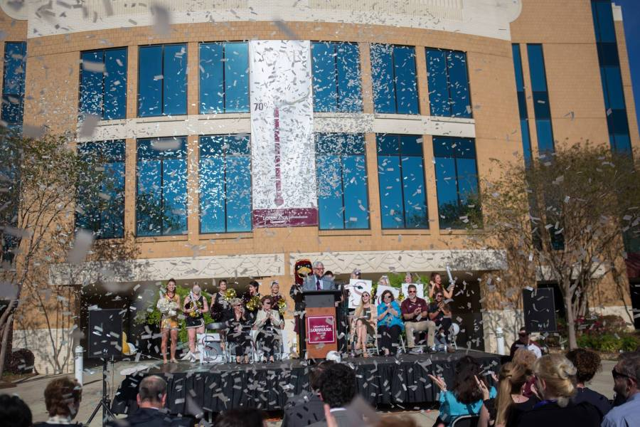 ULM reaches new heights, almost to $55 million goal