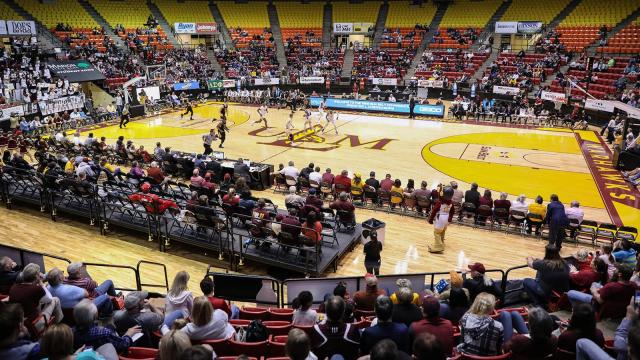 ULM Accepts Invitation to CIT; Will Host First-Round Game in Fant-Ewing  Coliseum - University of Louisiana Monroe Athletics