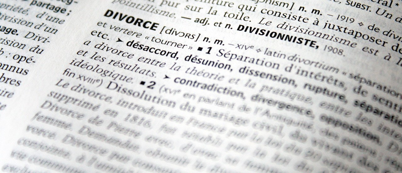 Divorce amiable par consentement mutuel