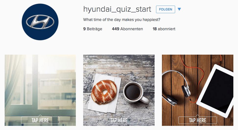 Hyundai Quiz