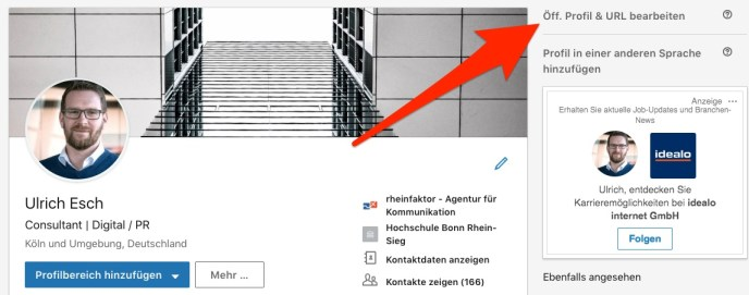 linkedin-profil-url-aendern