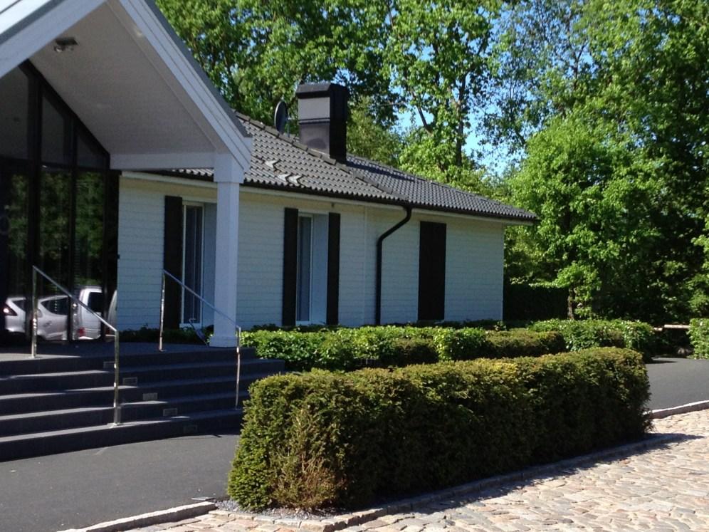 Golfclub Hamburg-Holm, Clubhaus