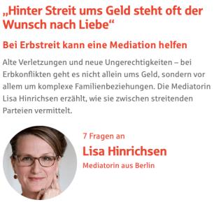 Interview von Ulrike Wronski