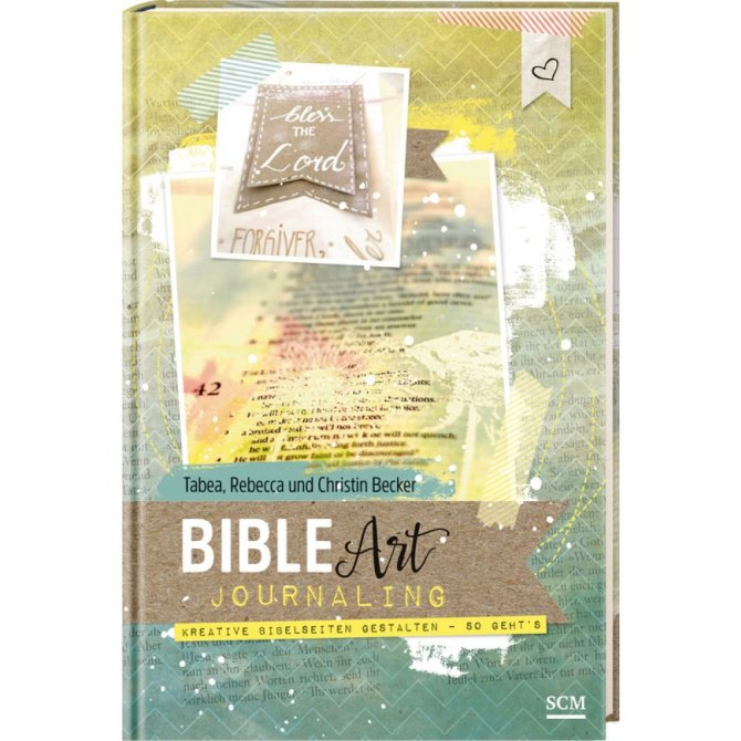 Bible art journaling