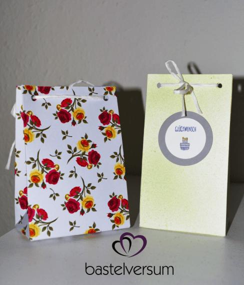 Verpackungen, Geschenktüten