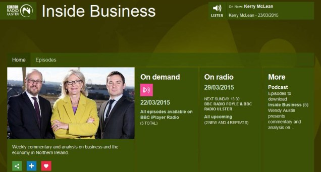 BBC_Radio_Ulster_-_Inside_Business_-_2015-03-23_15.38.57