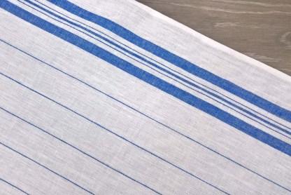 Toweling Blue Pinstripe