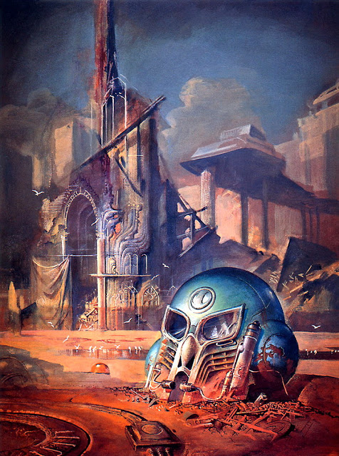 Cover of Peter Wright (ed), Attending Daedalus, Liverpool University Press. Painting is Deserted_Estuary by Bruce Pennington (C) Bruce Pennington