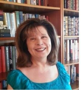 Photograph of Nancy Kress