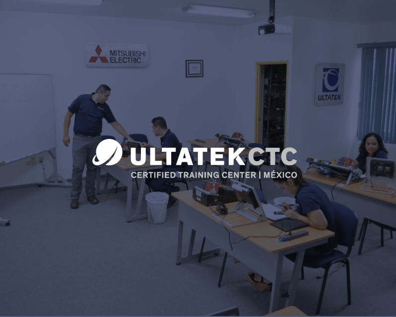 Capacitación Ultatek CTC - Certified Training Center México - Mitsubishi electric