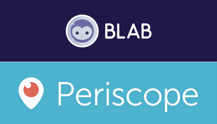 Periscope and Blab in Health Care Marketing