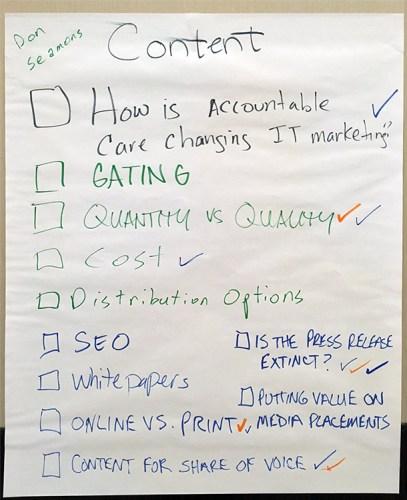HITMC content marketing