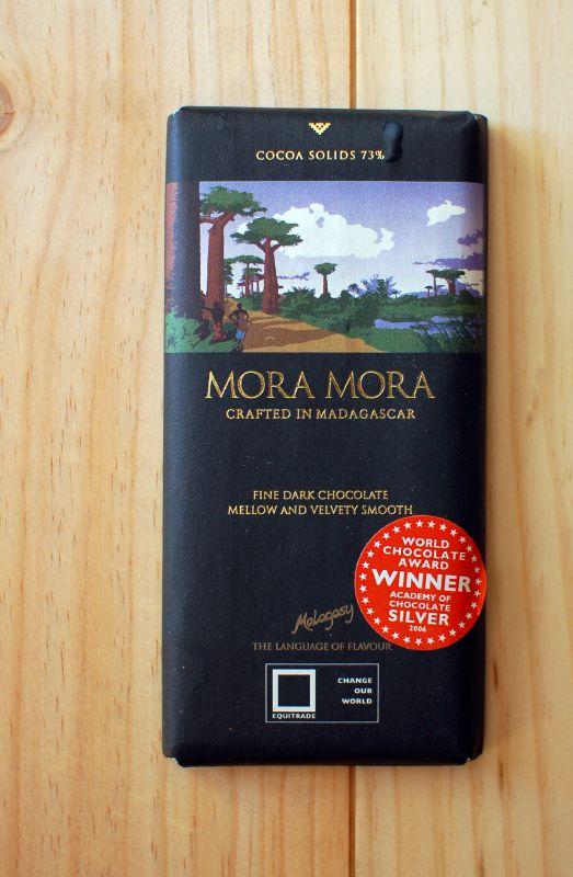 Mora Mora Chocolate