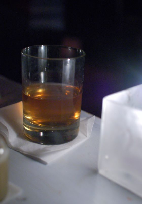 Winter Sazerac