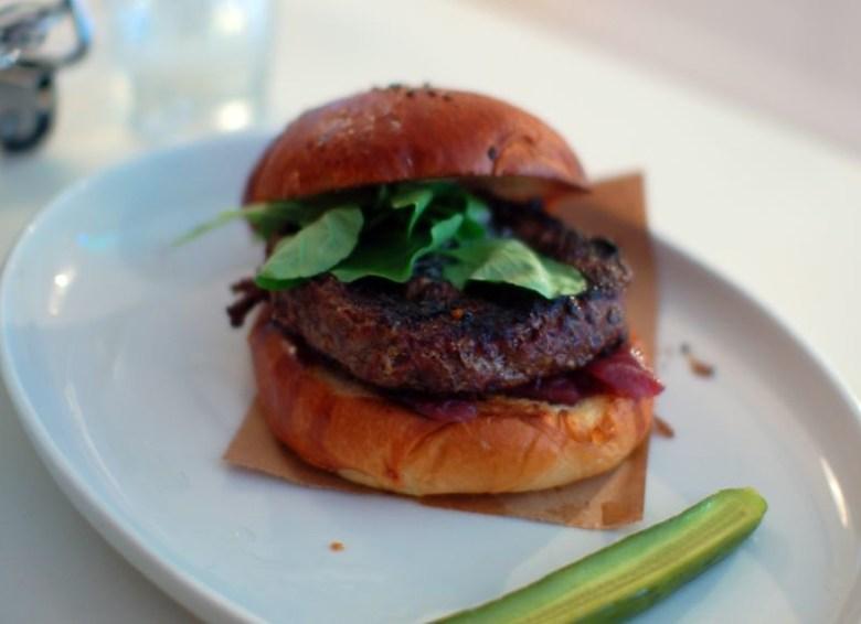 American Kobe Burger