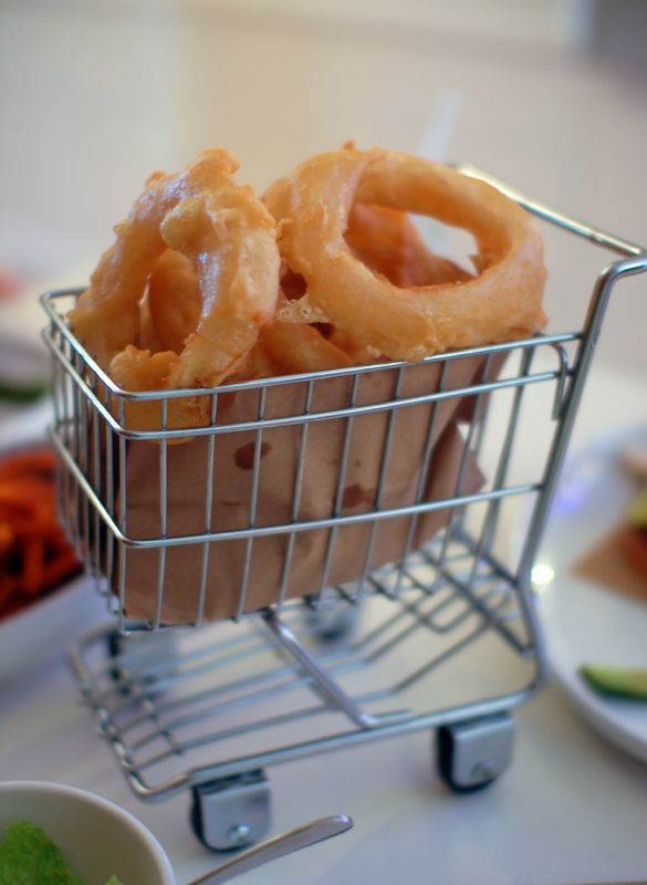 Boulevard Pale Ale Onion Rings