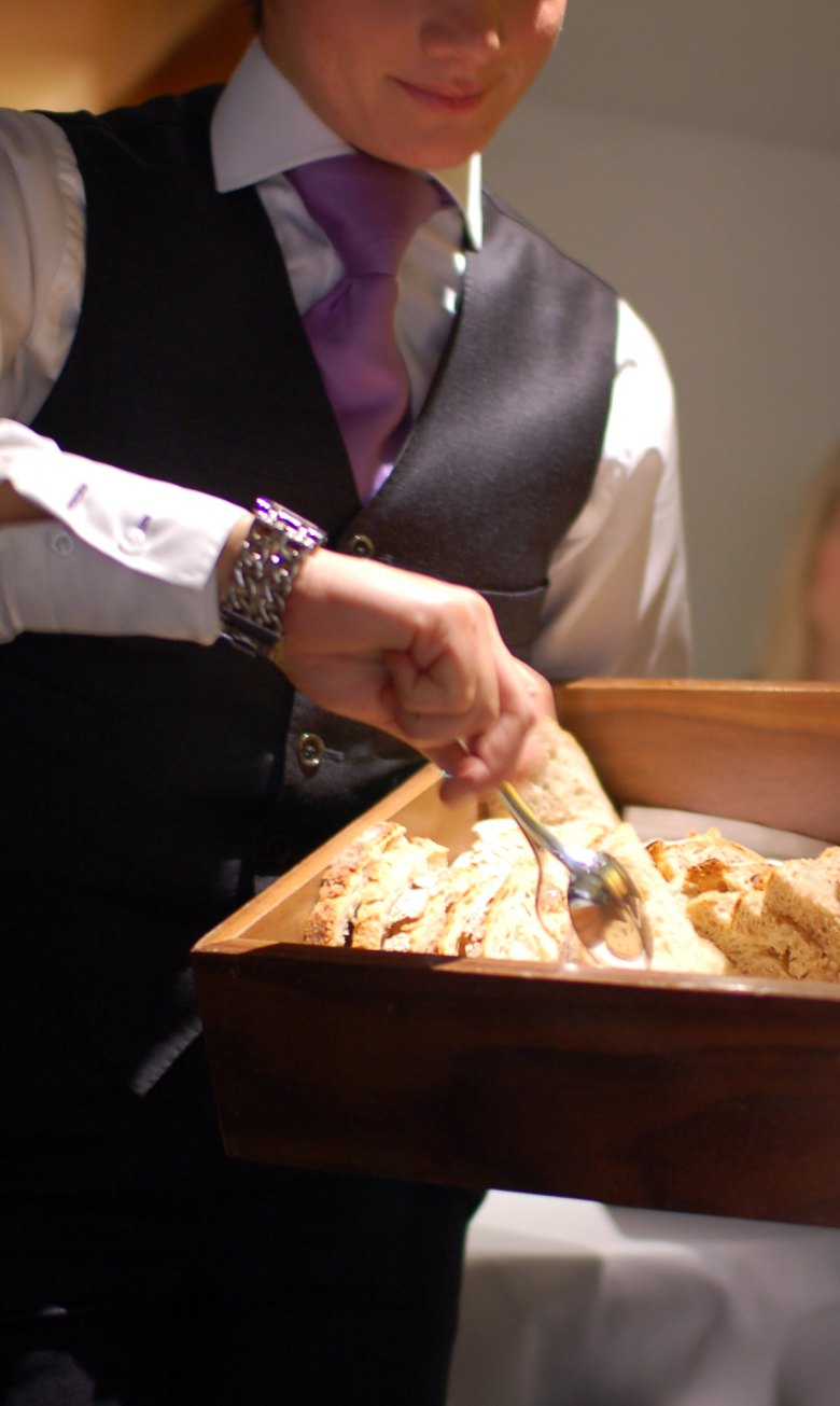 The Fat Duck Bread Service