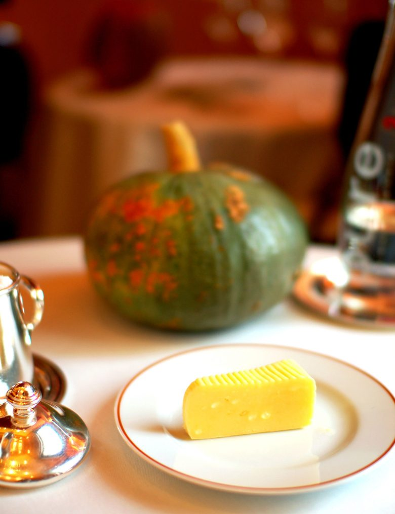 l'Arpege Bordier Butter