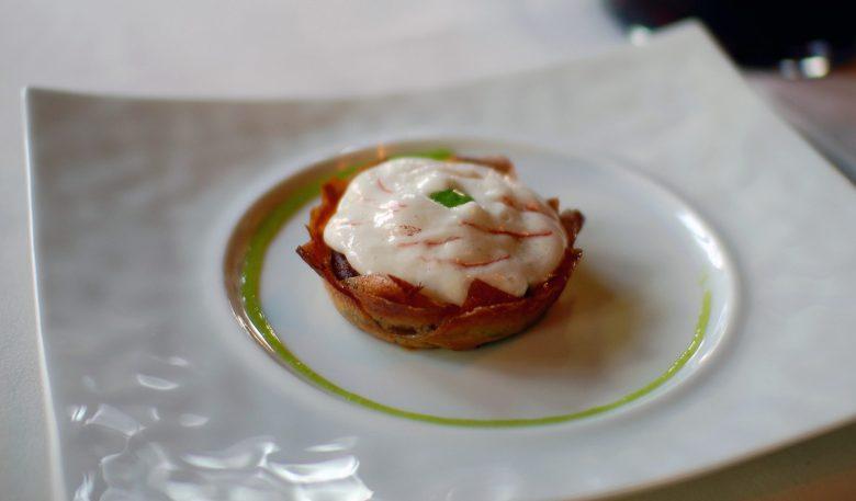 Dessert: Tarte Rustique