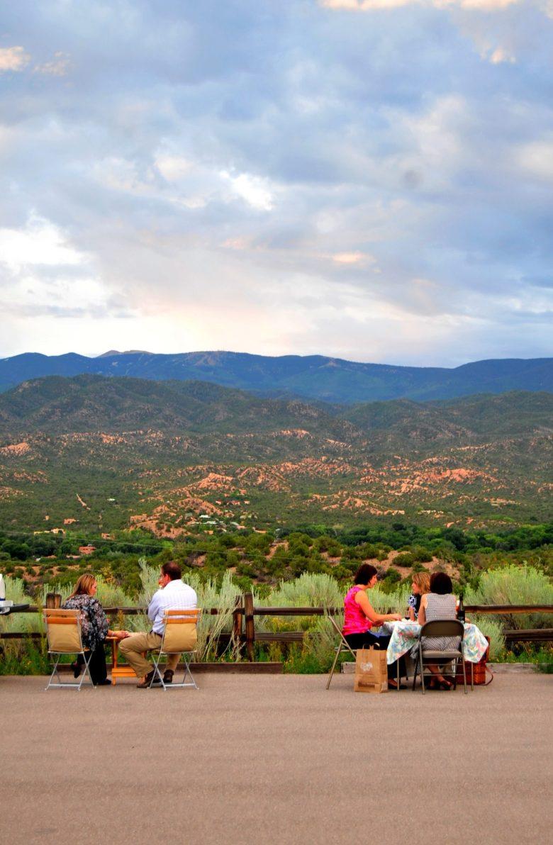 Tailgating, Santa Fe Opera, Santa Fe, New Mexico (2009)