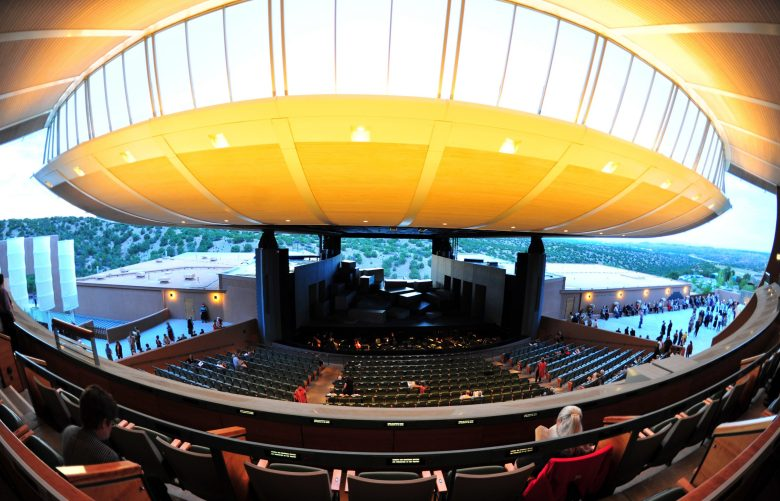 Santa Fe Opera, Santa Fe, New Mexico (2009)