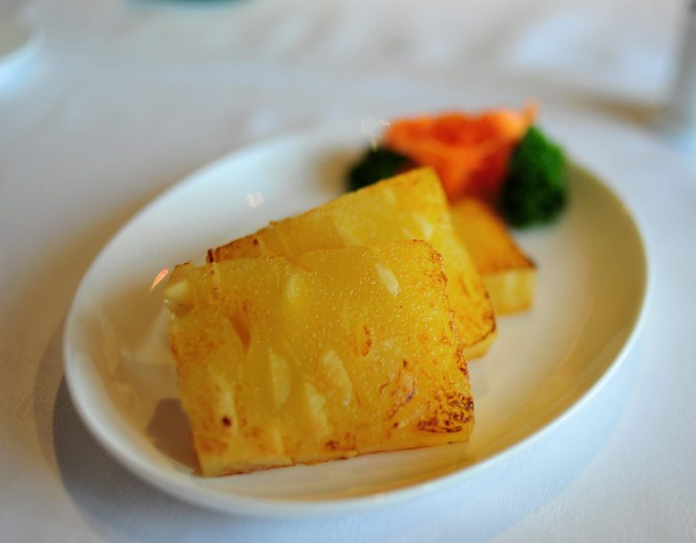 Deep-Fried Water Chestnut Puddings