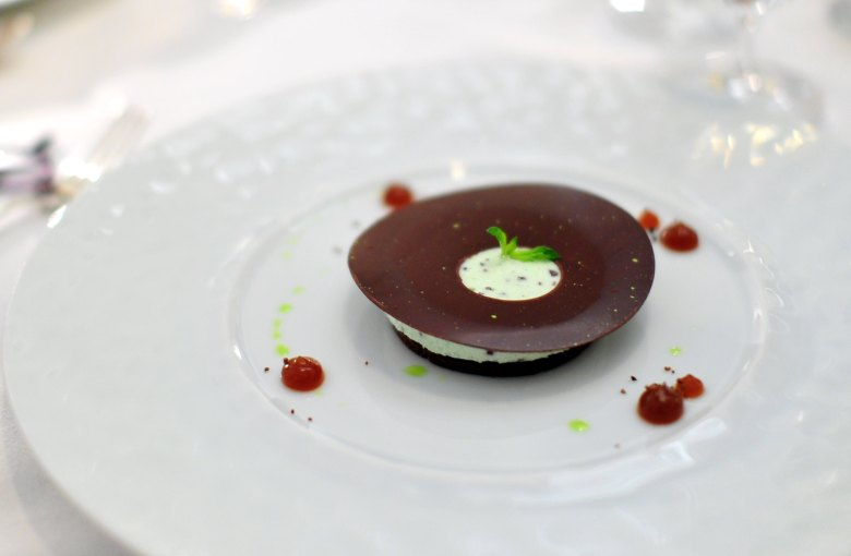 14th Course: Mint Chocolate Chip