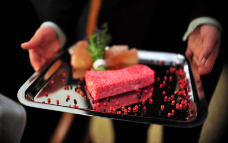 9th Course: Kagoshima Wagyu Beef