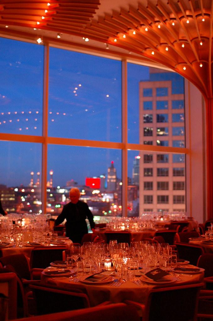 James Beard Dinner 2007