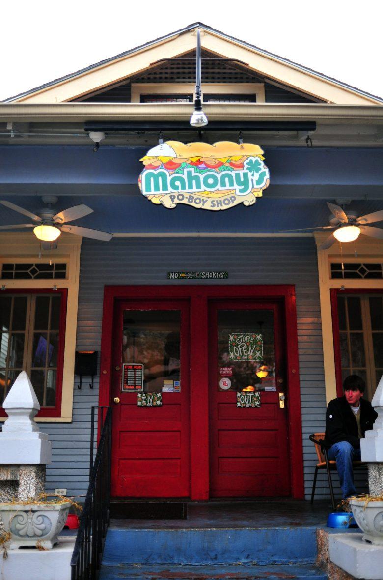 Mahoney's Po'Boy Shop